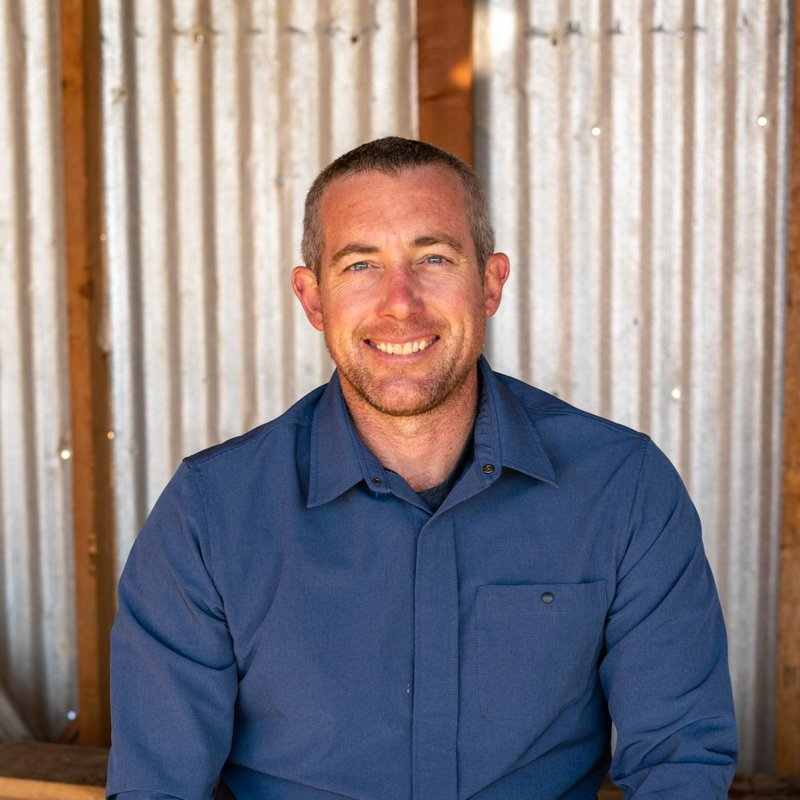 Ryan Siggins, Owner of Durango Wood Arboles, Bayfield,